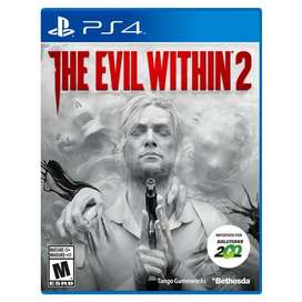 The Evil Within 2 Playstation 4 Ps4, Físico