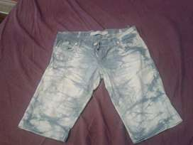 Bermuda D Jeans Tabatha Impecable