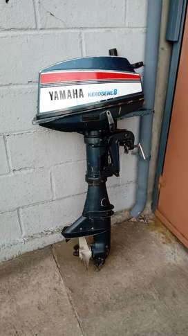 Motor fuera de borda Yamaha 8HP