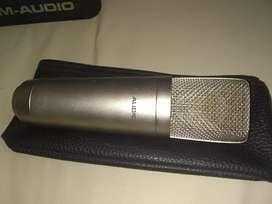 Kit de estudio de grabación M-audio