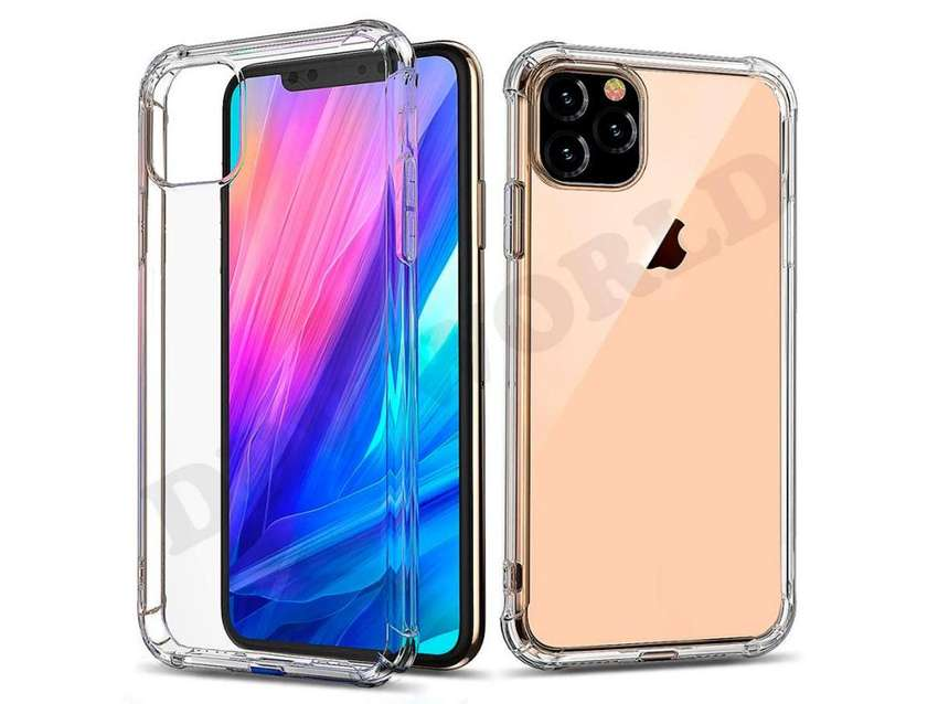 Estuche iPhone 11 iPhone 11 Pro iPhone 11 Pro Max Silicon Flexible 0