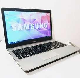 Potente Samsung 2117U + 4 Gb RAM + 500 Gb Híbrido 15.6 INTACTA!