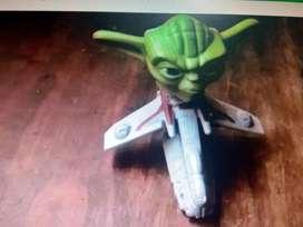 juguetes Star Wars usados