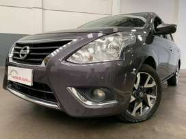 NISSAN VERSA EXCLUSIVE PURE DRIVE AT