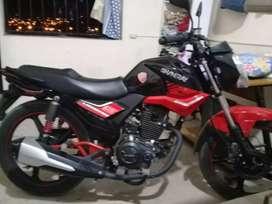 Moto shineray negociable