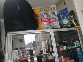 Pet shop productos de aseo