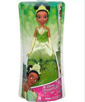 Muñeca Princesa Tiana Disney Hasbro