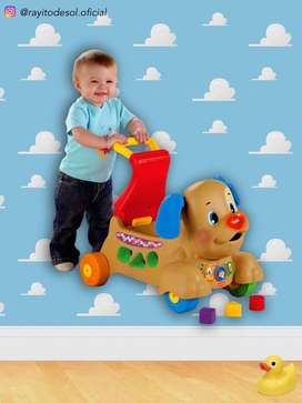 ANDADERA MONTABLE FISHER PRICE