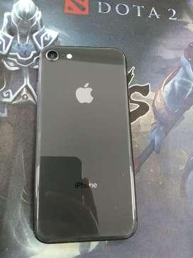 Vendo iphone 8 black 64gb