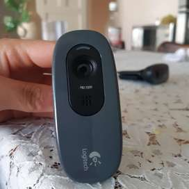 Cámara Web logitech C270 HD 720 con micrófono