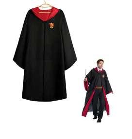 Tunica Capa De Harry Potter Casa Gryffindor Articulo De Coleccion