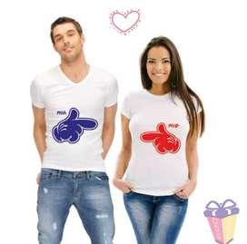 Camisetas mug u cachucha