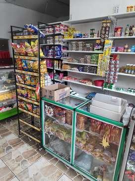 Fruver-Supermercado en el sector de Engativa, cerca a la avenida 80