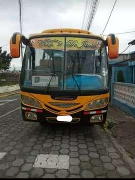Se vende bus escolar año 2007
