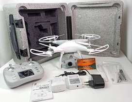 Drone con estabilizador de video Wltoys XK X1 1080P 20mins DJI phantom mini