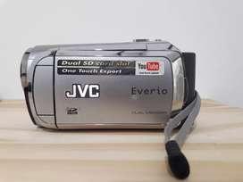 Cámara Filmadora JVC