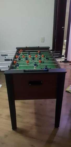 Ganga Futbolito para 2 o 4 jugadores, Adultos también excelente estado, calidad y tamaño