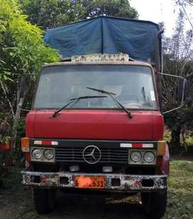 Vendo bananero OF-1618 Mercedes Benz