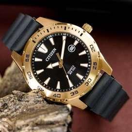 Reloj Citizen deportivo, dorado, buceo. Relojes hombre originales Casio Diesel Fossil Guess Invicta Seiko