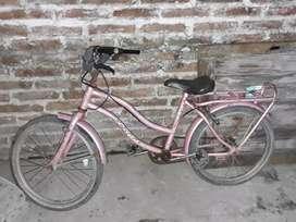 Vendo Bici de nena rodado 20 en buen estado