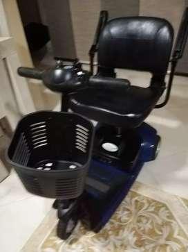 Silla de ruedas eléctrica marca Gogo Elite