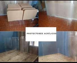 Protectores en Acrílico