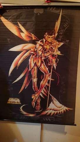 Vendo Poster de Tela de Dibujos Anime