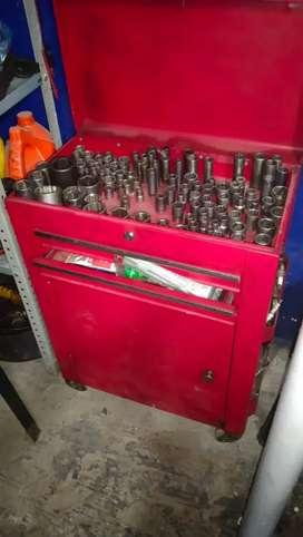 Venta de taller mecánico