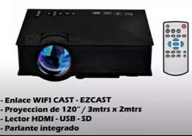 Proyector Infocus Video Beam 1200 lumines HD Vendo o Cambio Oferta