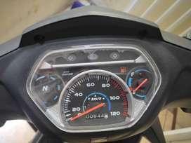 Vendo Moto Honda Wave110SCD