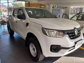 Renault Alaskan Confort 4x2 0km 2021 Contado Financiado Entrega inmediata Pick-Up N Frontier Amarok RAM Ranger S10 Hilux