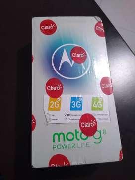 Moto g 8.  Power Lite