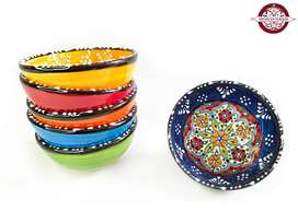 Vasijas en cerámica 8 cm