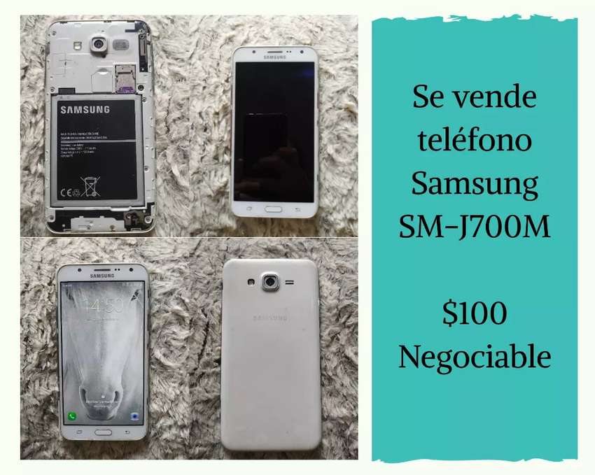 Se vende teléfono SAMSUNG J7 0