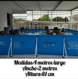 Alquiler de piscinas