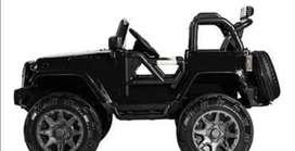 Carro eléctrico jeep
