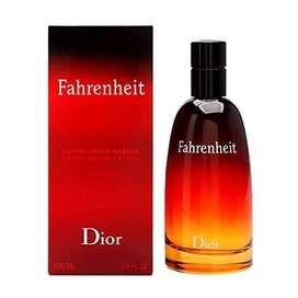 Perfume Loción Fahrenheit de Dior para hombre de 100 ml