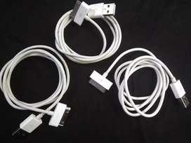 Cables ipod iPhone ipad.