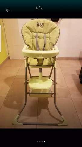 Vendo silla para bebe muy buen estado