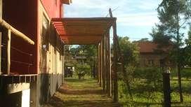 Alquilo casa en villa general belgrano los reartes a 30 mts del rio