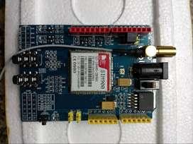 Arduino Shield Celular Gsm/gprs Sim900 Con Antena