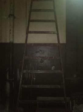 Escalera De madera De 14 Escalones
