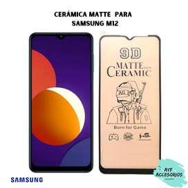Vidrio Cerámica Samsung M12