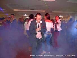 BOGOTA PROFESIONAL EN ANIMACION -DJ-Maestro de ceremonia desde 175.000