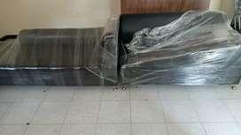 Mueble cuero modular