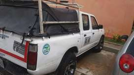 Camioneta nissan 2013 papeles al dia