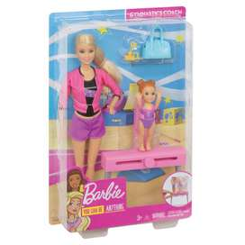 Muñeca Barbie Gimnasia You Can Be Anything