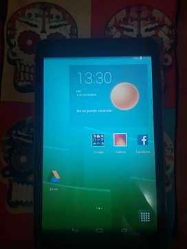 Vendo excelente tablet como nueva