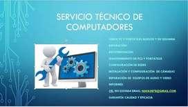 Soporte Técnico Sistemas
