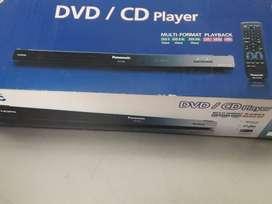 Reproductor DVD Panasonic-S58PR-K
